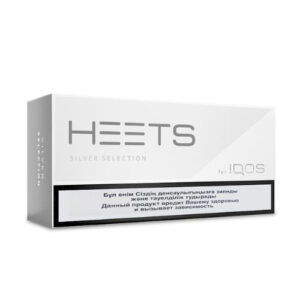HEETS SILVER SELECTION IQOS DUBAI (10pack)