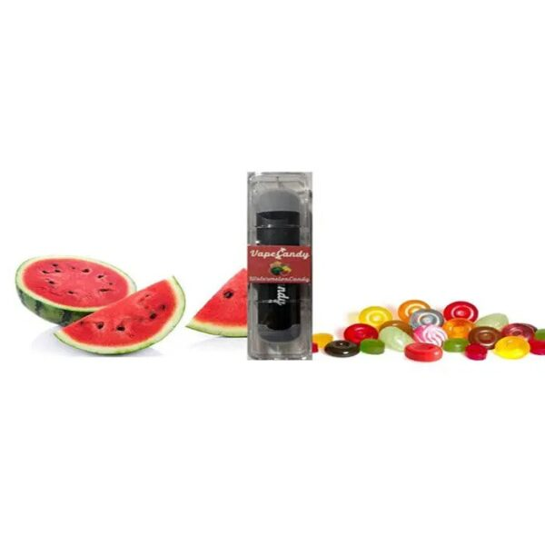 LETS VAPE CANDY DISPOSABLE POD IN UAE WATERMELON