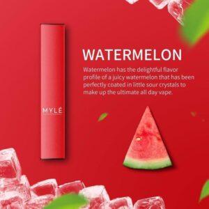 myle disposable watermelon