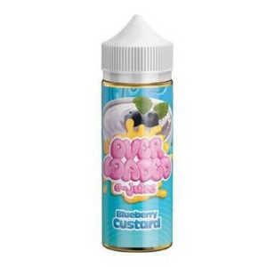 BLUEBERRY CUSTARD BY OVERLOADED EJUICE 120ML