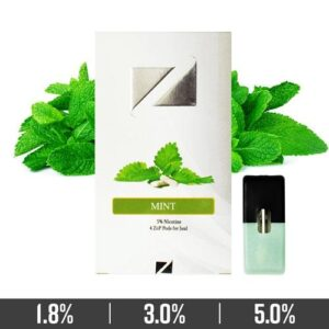 Mint Ziip Pods Dubai for Juul Devices