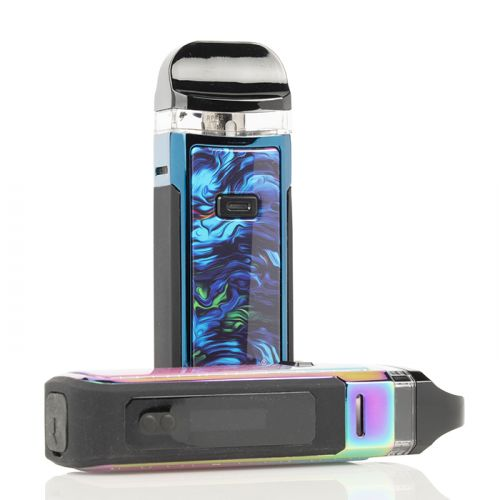 SMOK NORD X 60W POD SYSTEM IN UAE FRONT SCREEN VIEW