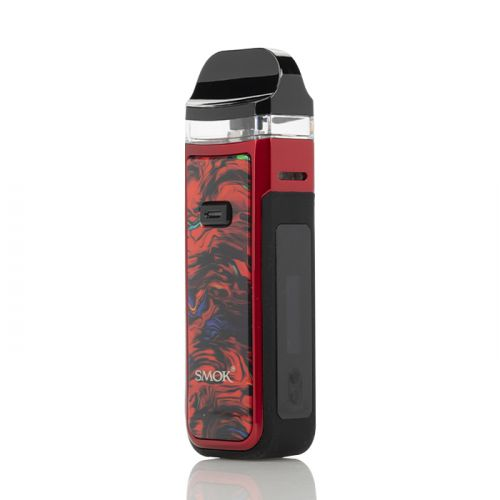 SMOK NORD X 60W POD SYSTEM IN UAE fluid red