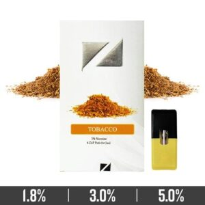 Tobacco Ziip Pods Dubai for Juul Devices