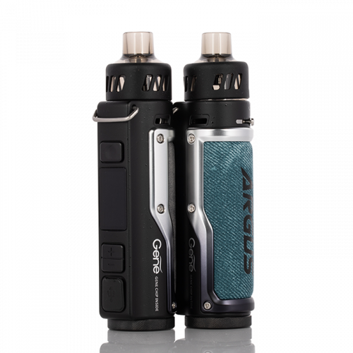 VOOPOO ARGUS PRO 80W POD MOD KIT front side and back side view