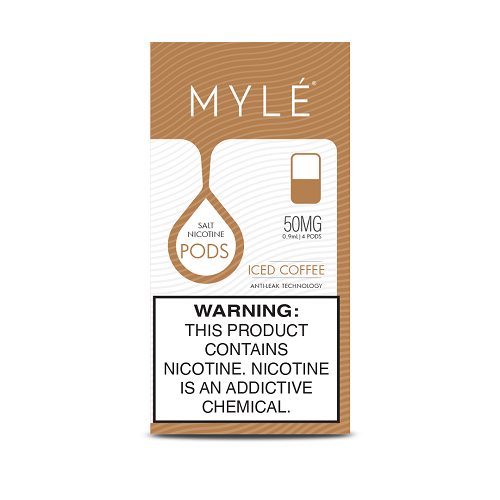 MYLE V4 ICED COFFEE PODS IN DUBAI