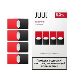 JUUL PODS FRUIT MIX DUBAI BY RUSSIAN