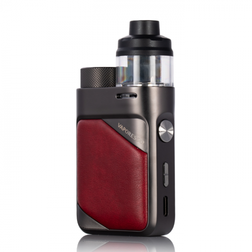SWAG PX80 VAPORESSO POD MOD KIT IN UAE imperial red