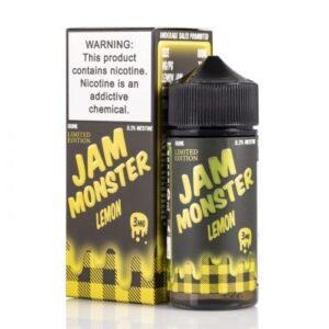 lemon jam monster 100 ml